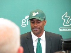 USF Welcomes Coach Taggart